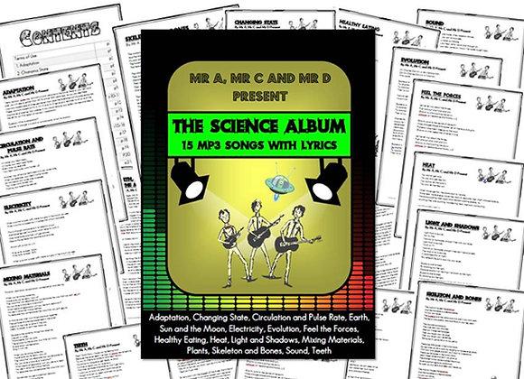 The Science Jukebox