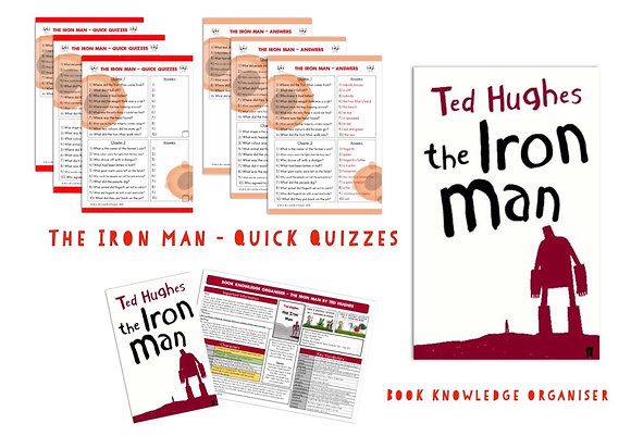 The Iron Man - Knowledge Organiser and Quick Quizzes
