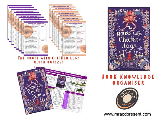 The House with Chicken Legs - Knowledge Organiser and Quick Quizzes