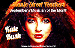 September's Musician of the Month