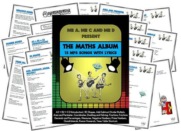 The Maths Jukebox
