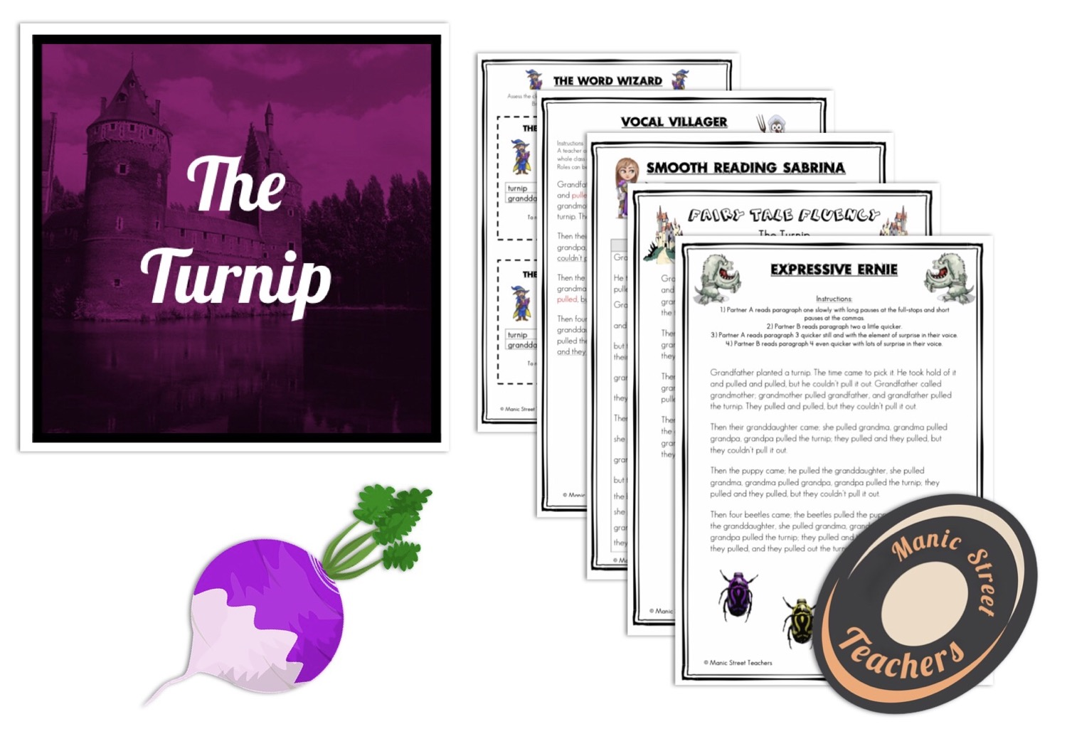 The Turnip - Fluency