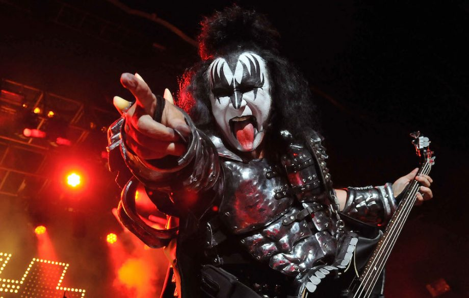 """For a brief spell in the 1970s, Gene Simmons, bassist of KISS, taught sixth grade in New York City's Spanish Harlem. """"The reason I quit after six months,"""" Simmons revealed, """"is that I discovered the real reason I became a teacher. It was because I wanted to get up on stage and have people notice me. I had to quit because the stage was too small. 40 people wasn't enough. I wanted 40,000."""""""
