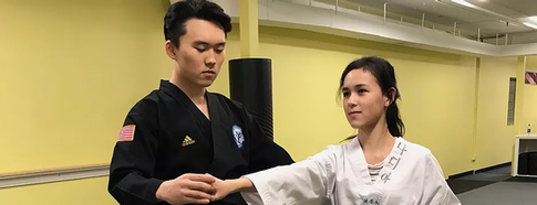 Master Chang's Yong-In Martial Arts 8