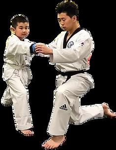 Master Chang's Yong-In Martial Arts Kids
