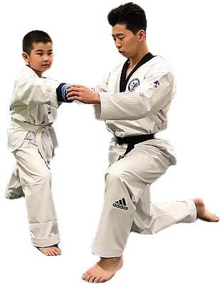 Master Chang's Yong-In Martial Arts Kids
