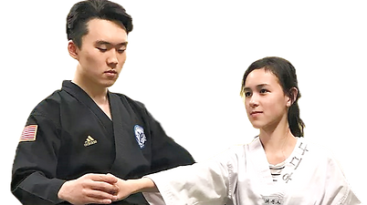 Master Chang's Yong-In Martial Arts-Staf