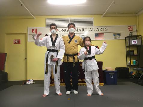 Master Chang's Yong In Martial Arts
