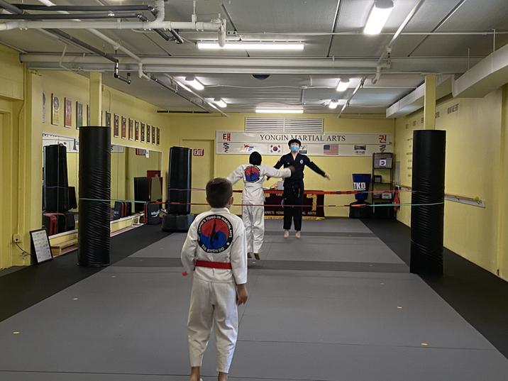 Master Chang's Yong-In Martial Arts