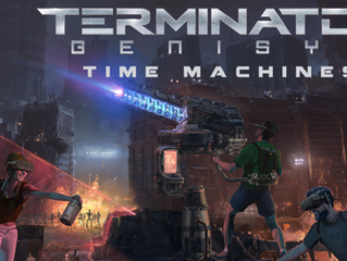 """""""Terminator Genisys"""" Location-Based VR Experience Coming to Los Angeles, San Jose"""