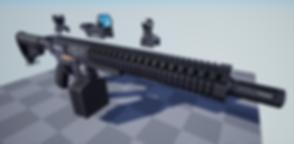 Haptech_M4_Weapon_Simulator_Virtual_Real