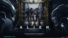 'Alien: Descent' Location-Based VR Experience Coming to Southern California Mall