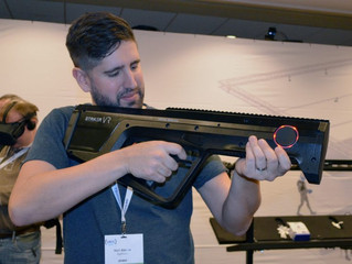 Hands-on: Striker VR's Latest Haptic Gun Prototype Brings a Host of Improvements
