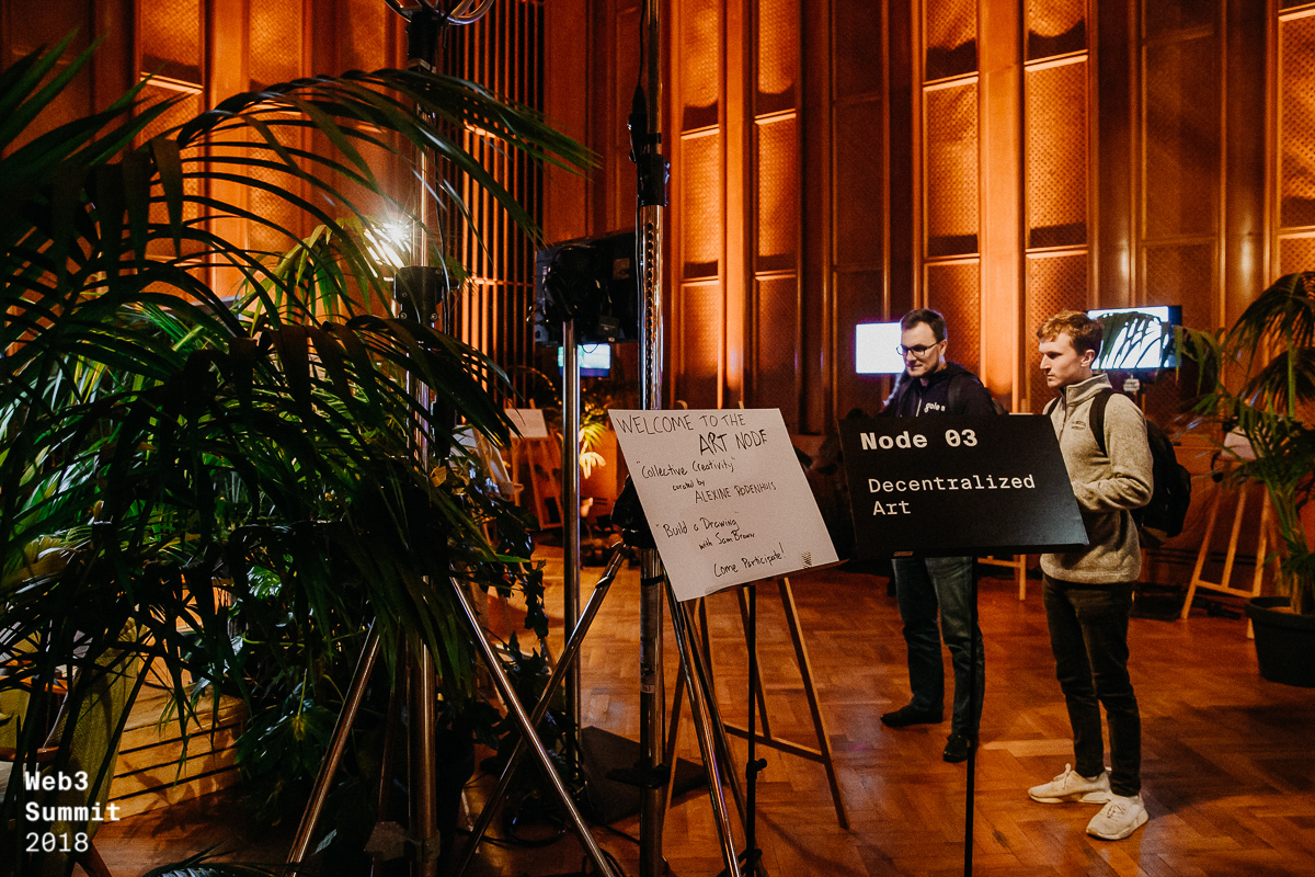 Web3 Summit - Collective Creativity