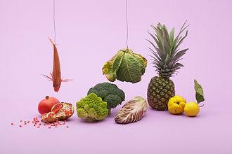 Kesuke Koike, Still Life (Pink), Symphony of Hunger.jpg
