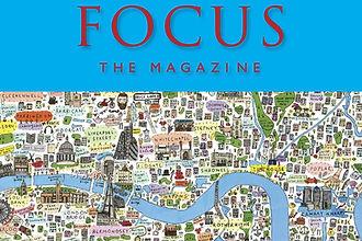FOCUS Magazine Cover 2017