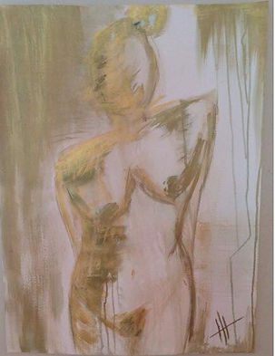 bronze lady II