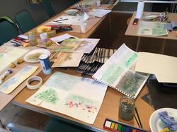 Watercolours 1