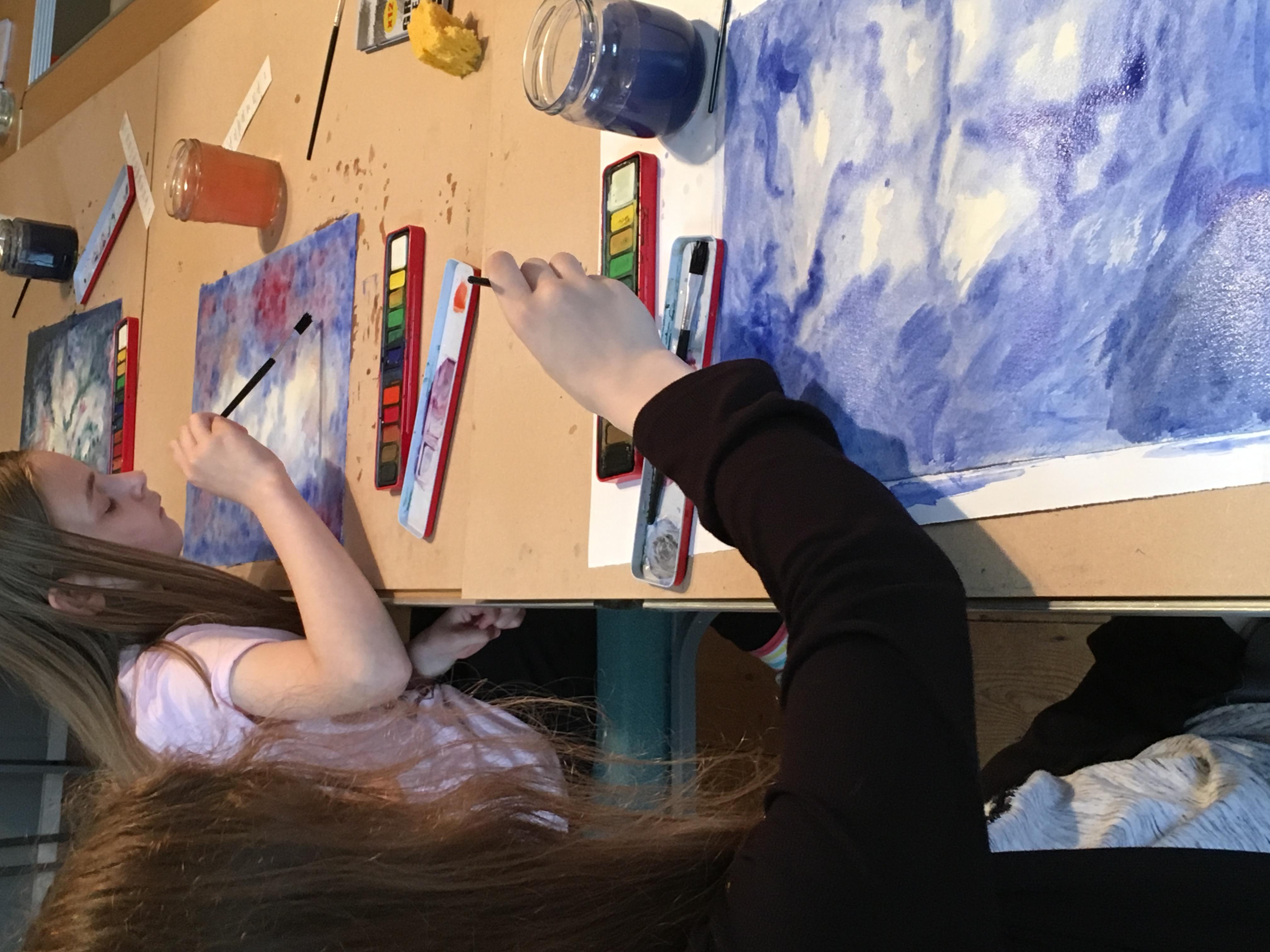 Watercolours 4