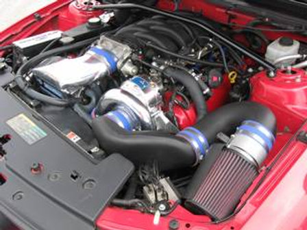 Vortech V-3 Supercharger kit for 2007-2008 4.6L Mustangs