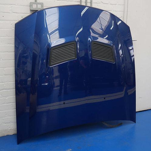 S197 - GT500 Hood in Kona Blue