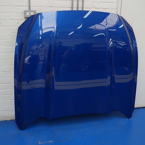 S550 - Factory Hood - Lightning Blue