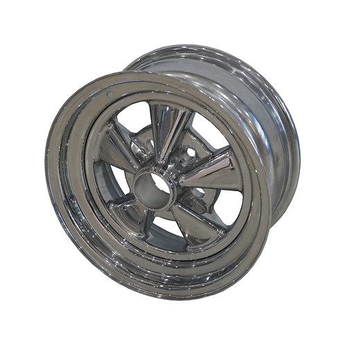 """Cragar 15""""Chrome Wheels (classic)"""