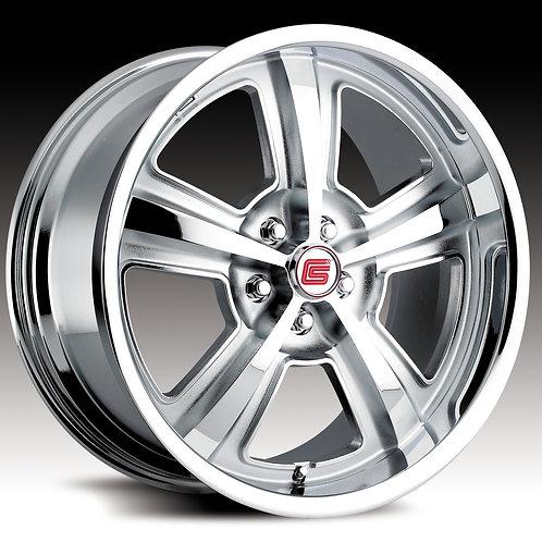 """Carroll Shelby Wheel Co. 18"""" CS69 Chrome (S197)"""