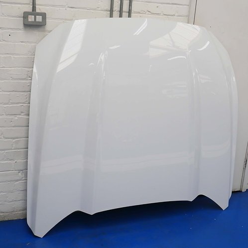 S550 - Factory Hood - Oxford White