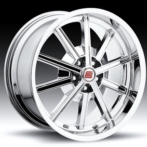 """Carroll Shelby Wheel Co. 18"""" CS67 Chrome"""