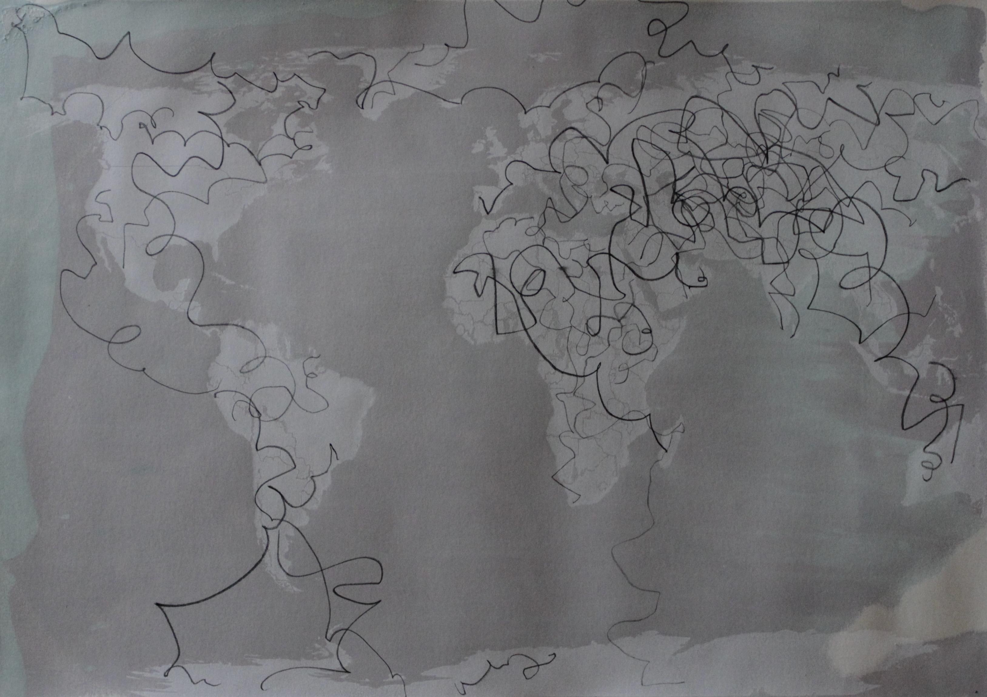 Weltkarte I