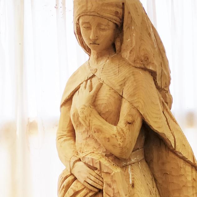 Virgen Madre de los no Nacidos