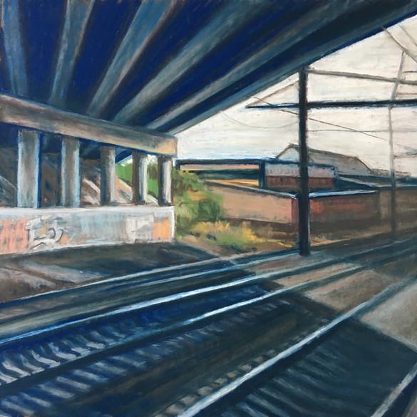 Tracks, Train Shot, 2014