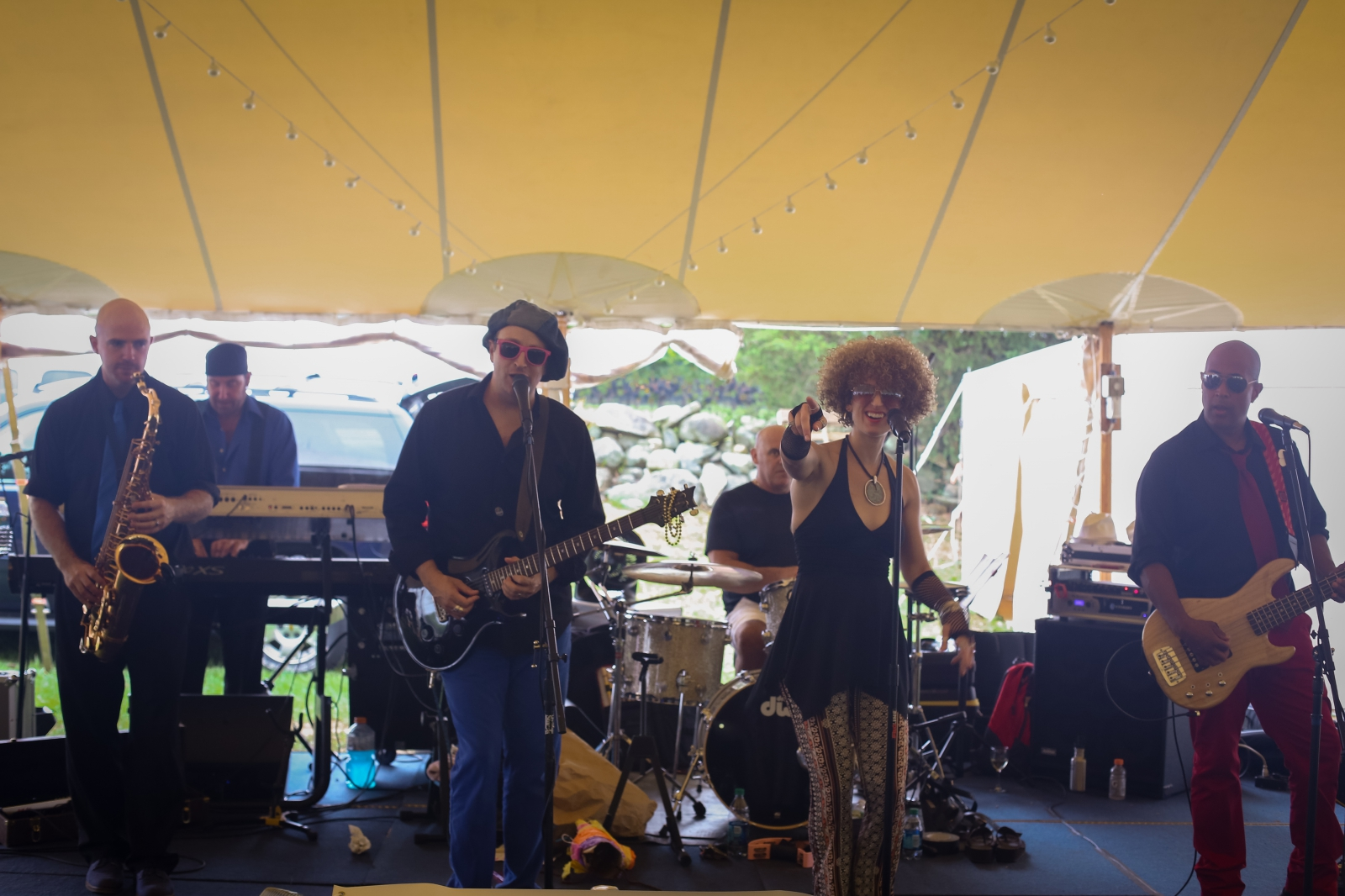 Disco Hour at Vino & The Beasts 2014