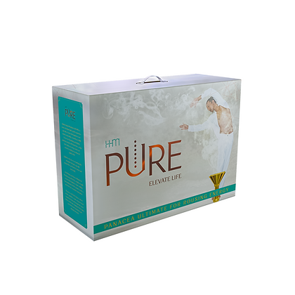 HHM Pure 12 Month Pack