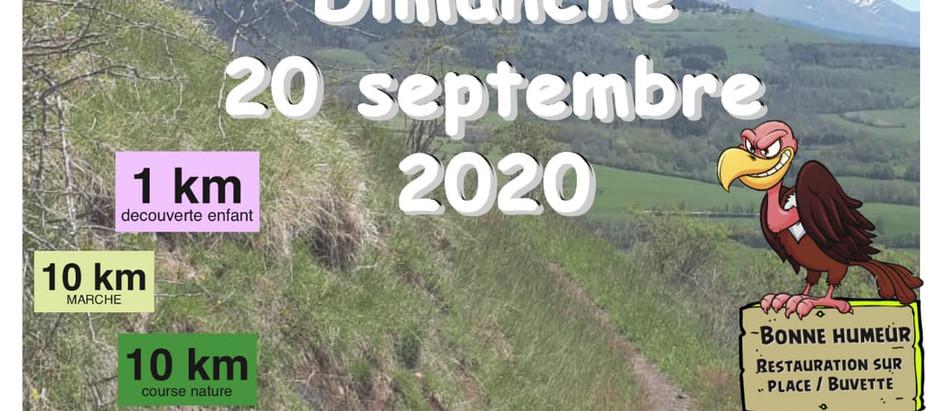 L'affiche 2020 !