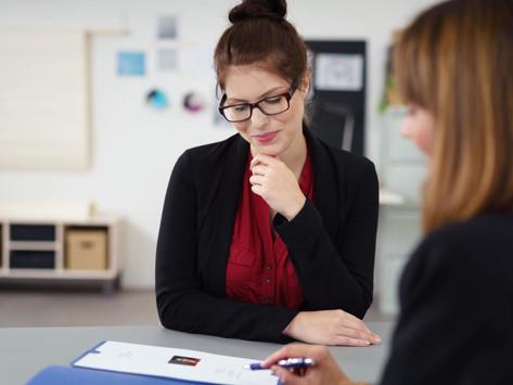Como descrever o perfil profissional no currículo?