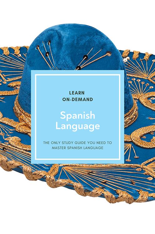 Learn College Spanish 101