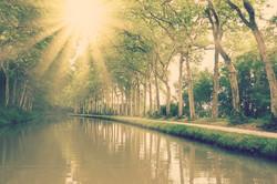 Week-end détente au Canal du Midi