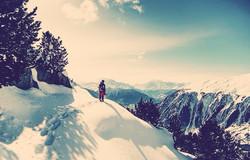 Week end à la montagne