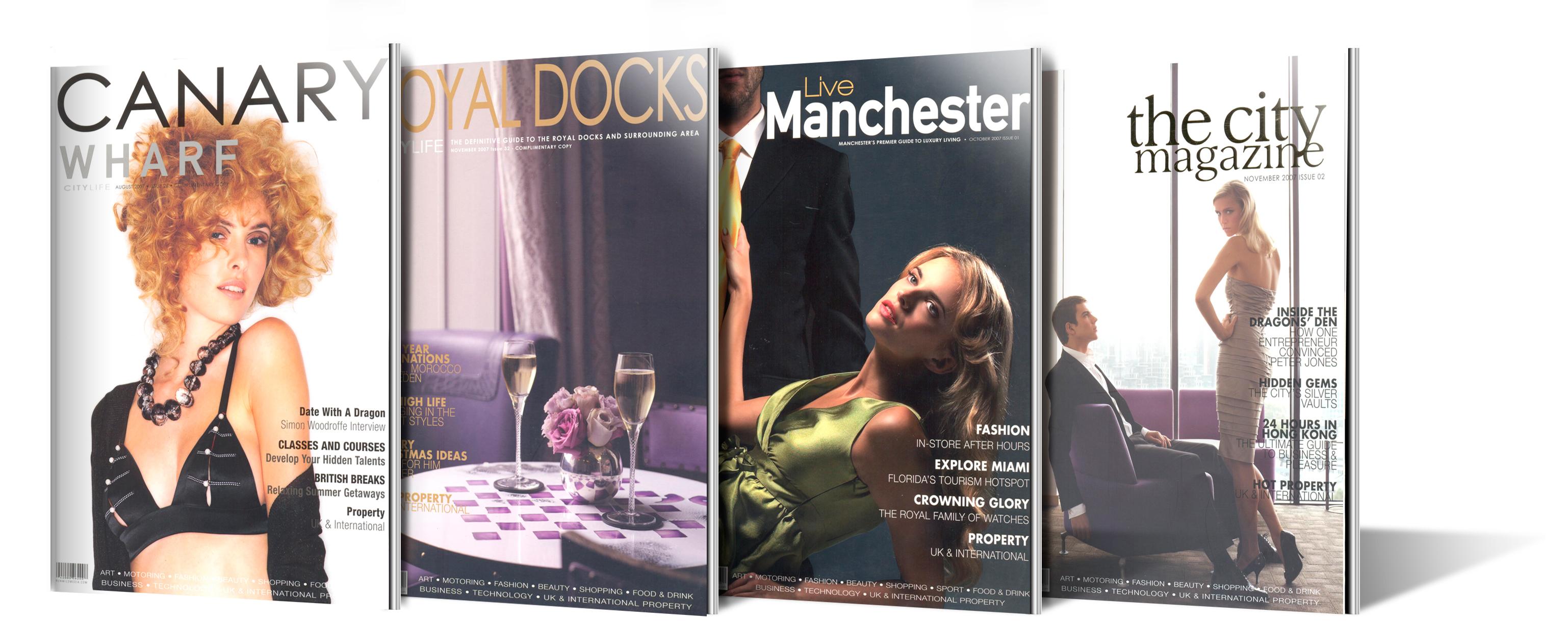 Production Lifestyle magazines