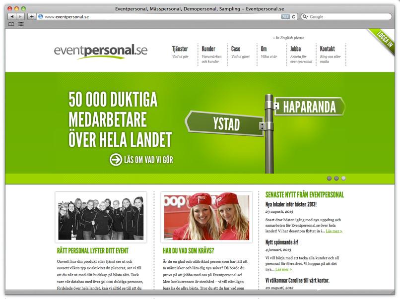 Production images eventpersonal.se