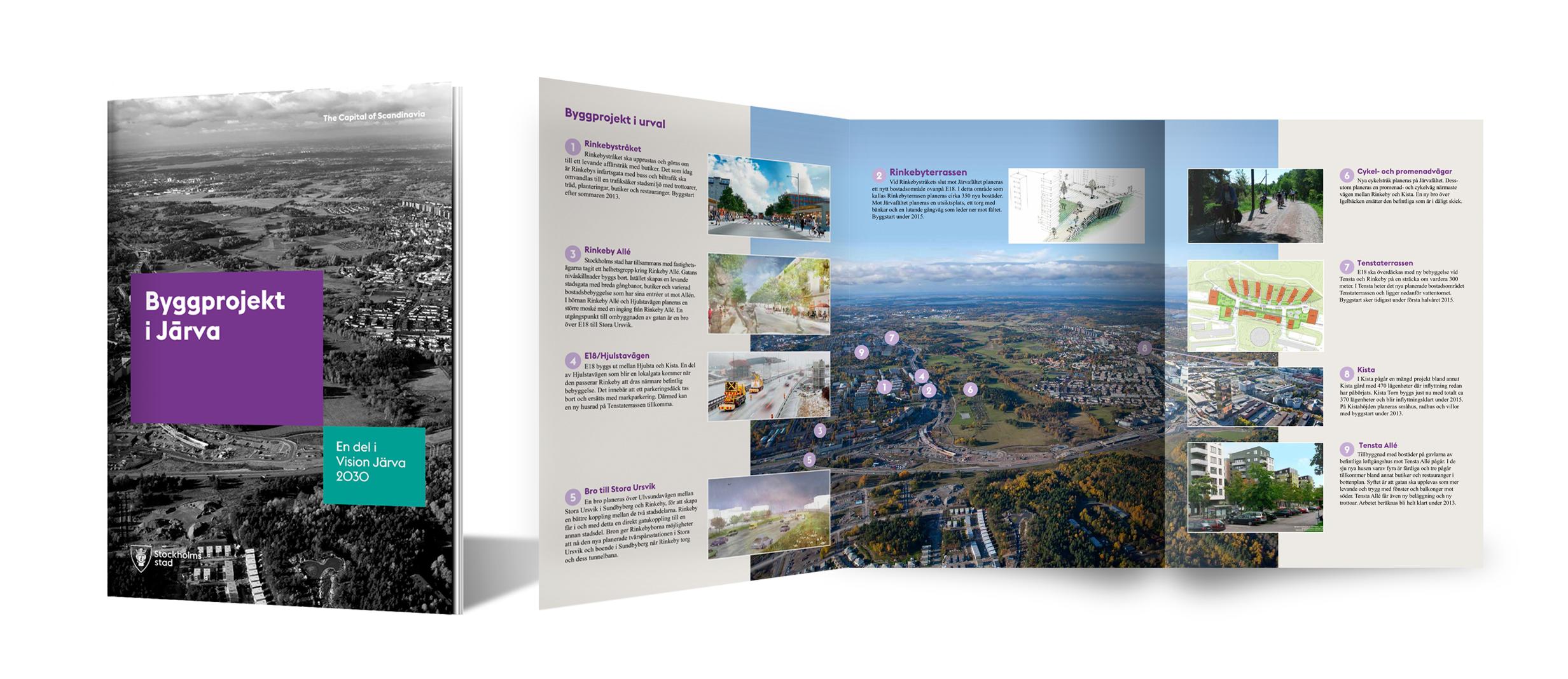 Design of unit byggprojekt järva