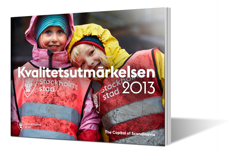 Production of Kvalitetsboken