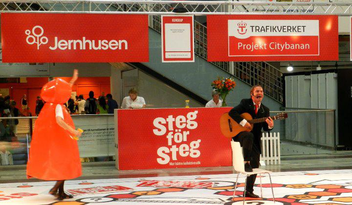 Design of activity Jernhusen