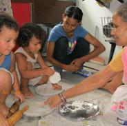 Learning to make rotis