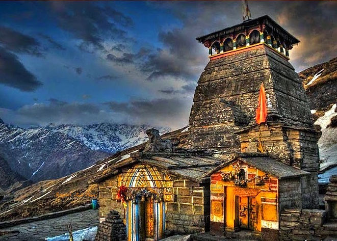 Tungnath the highest Shiva temple