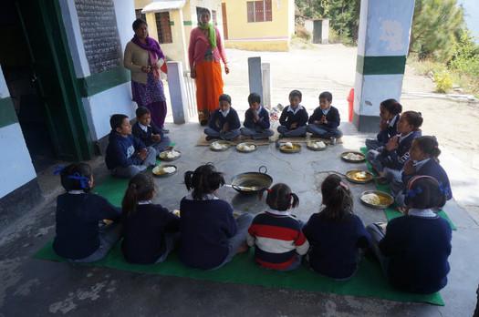 School visit