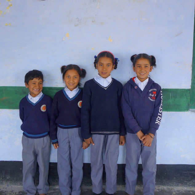 Our happy children