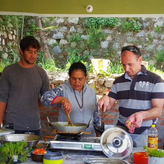 Himalayan cooking lessons